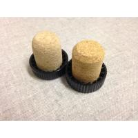 Wholesale Synthetic cork T-cap stopper wiht bevelled edge from china suppliers
