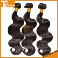 Wholesale 5A Indian Body Wave Human Hair Extension from china suppliers