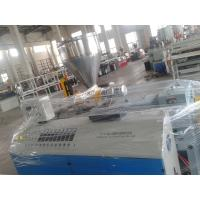 Wholesale SJZ45/90 CONICAL DOUBLE SCEW PVC/WPC EXTRUDER from china suppliers