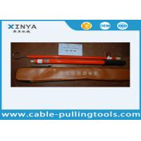Wholesale ISO Safety Tools 35KV Fiberglass Telescopic Static Discharge Rod For Test KV Lever from china suppliers