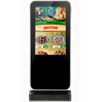 Wholesale 10 Inch Small Size LG Vertical Screen Free Standing Digital Tablet Display from china suppliers