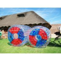 Wholesale Funny Volleyball Inflatable Water Games For Rolling / Walking from china suppliers