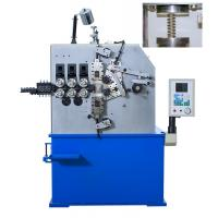 Wholesale Four Axis CNC Spring Coiling Machine 3 Phase 220V , Spring Coiling Machinery from china suppliers