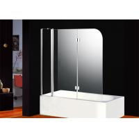 Wholesale CE Certificated Bathtub Folding Bath Shower Screen Modern Walk In Tub Shower Combo Bathroom from china suppliers
