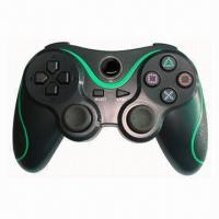 Wholesale Wireless Gamepad/Controller with 12 Analog Buttons and Special Turbo Feature from china suppliers