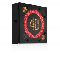 Quality YAHAM Digital Vehicle LED Variable Speed Limit Signs Waterproof For Parking Lot for sale