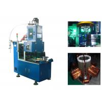 Buy cheap AC stator coil maker 2 poles 4 poles 6 poles statorautomatic vertical coil winding machine from wholesalers
