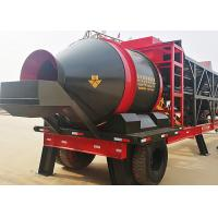 Wholesale High Efficiency Mobile Concrete Plant Dry Transit Mix Plant With Drum Mixer from china suppliers