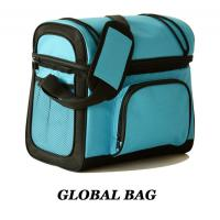 Wholesale Insulated Soft Cooler Picnic Lunch Box Tote Bottle Bag Freezer Tote promotional bag 6cans from china suppliers