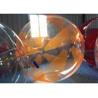 Wholesale Indoor Outdoor 1.0 mm PVC / TPU Inflatable Walk On Water Ball Of 2m Diameter from china suppliers