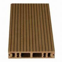 Wholesale WPC Decking Board, Easy-to-install and Waterproof from china suppliers