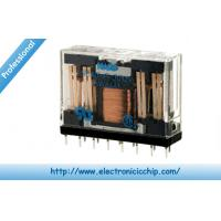 Wholesale NC4DP DC 12V Mini Power PCB Relay Electronics 4PDT 5A 200 Ohms 720 mW , 255-1999 from china suppliers