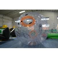 Wholesale Giant Glass Ball Inflatable Zorb Ball Flame Retardant Transparent from china suppliers