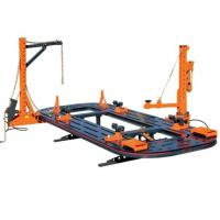 Wholesale Auto Body Repair Frame Machine with four pulling tower and deluxe tool cart H-829 from china suppliers