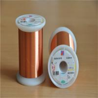 Wholesale Enamelled Copper Ultra Fine Magnet Wire 0.013 - 3.00mm Diameter For Transformer from china suppliers