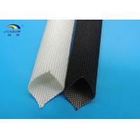 Wholesale Flexible High Temperature Fiberglass Wire Sleeve Fire Resistance and Eco-friendly from china suppliers