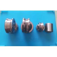 China LFR50/4NPP LFR50/4 2RS Track Roller Ball Bearing Chrome Steel Rubber Seal 4*13*7mm on sale
