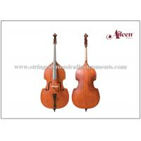 Wholesale Arched Back Flamed Handmade Upright Double Bass for Students / Beginners from china suppliers
