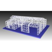 Wholesale Structural Steel Light Frame Metal Garden Shed / Metal Car Sheds from china suppliers