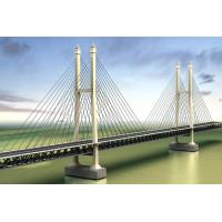 Wholesale Steel Truss Cable Stay Bridges Suspension With High Strength from china suppliers