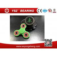 Wholesale Plastic EDC Sensory Finger Fidget Spinner , Hybrid Si3N4 Cerami Tri - Spinner Fidgets from china suppliers