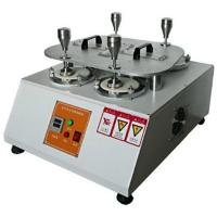 Buy cheap Textile Fabric Lab Equipment Martindale Abrasion and Pilling Tester , Martindale Abrasion Test Method for Fabric from wholesalers
