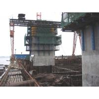 Wholesale Steel Auto Climbing Hydraulic construction Formwork Bracket for viaduct and across from china suppliers
