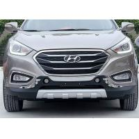 Wholesale Hyundai IX35 2013 Blow Moulding Front Bumper Guard / Rear Bumper Guard Plastic ABS from china suppliers
