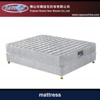 Quality Continuous 10 Inch Pocket Spring Mattress Pad , Euro Top Queen Mattress for sale