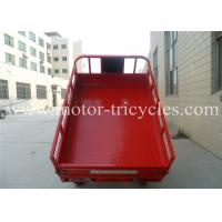 Wholesale OEM Three Wheel Eec Tricycle , Gasoline Tricycle Shaft Drive 5 Speed from china suppliers