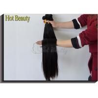 Buy cheap Malaysian Straight Hair Bundles Natural Color Non Remy Hair Weave Human Hair from wholesalers