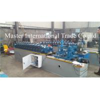Wholesale Stud And Track Cold Roll Forming Machine Drywall Light Keel Roll Forming Machine from china suppliers