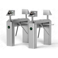 Wholesale Tourist Tlaces Tripod Turnstile Gate Entrance Tickets Check Visitors In System from china suppliers