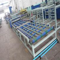 Wholesale PLC Automatic Control System MgO Sandwich Panel Machine for Fireproof Door Making from china suppliers