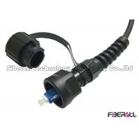 Wholesale IP67 Waterproof Fiber Optic Patch Cord Single Mode SC Single Fiber For Base Station from china suppliers