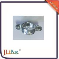 Wholesale Zinc Galvanized Pipe Clamp Fittings Single M6 Carbon Steel Pipe Clamp from china suppliers