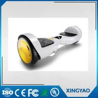 Wholesale Electric Standing Scooter Skateboard , Two Wheeled Standup Scooter from china suppliers