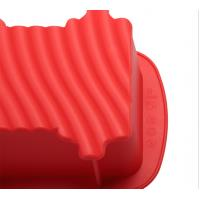 Wholesale customized Loaf Shape Silicon Cake Mould from china suppliers