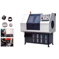 Quality No Waste Metal Cutting Machine , Metal Circular Sawing Machine Full Featured Fuction Improves The Appearance for sale