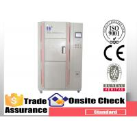 Wholesale White Pink High Low Temperature Thermal Shock Environmental Test Chamber from china suppliers