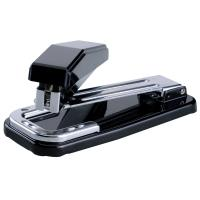 Wholesale Antimicrobial Black Gray Quality Guaranteed M&G 360 Degree Swovel Desktop Stapler Set from china suppliers