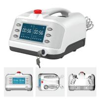 China Portable laser physiotherapy machine mini home use multifunctional semiconductor laser pain relive code laser therapy ma on sale