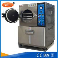 Wholesale Accelerated Pressure Aging Test Environmental Test Chamber Steam Natural convection circulation from china suppliers