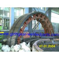 Wholesale High Precision Mining Straight Cut Annular Gear Ring ANSI API DIN Standards from china suppliers