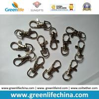 Wholesale High Quality Metal Nickle Thumb Trigger Snap Hooks 39MM Length 4.4G from china suppliers
