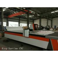 Wholesale T - Shirt Sample Straight Knife Cutting Machine , Fabric Machine Cutter 60m / Min from china suppliers