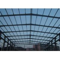 Wholesale Long Span Industrial Steel Structures PEB Bespoken Structural Steel Frame Construction from china suppliers
