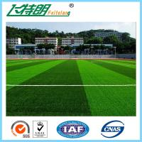Wholesale Outdoor Fake Monofilament Artificial Grass Football Field Turf 9800Turfs / sqm from china suppliers