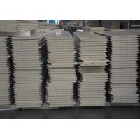 Wholesale Warehouse usePU Panel with high density PU injection insulation from china suppliers