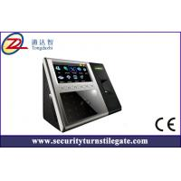 Wholesale 3 inch USB TCP IP Facial / Fingerprint Attendance Machine with tripod turnstile from china suppliers
